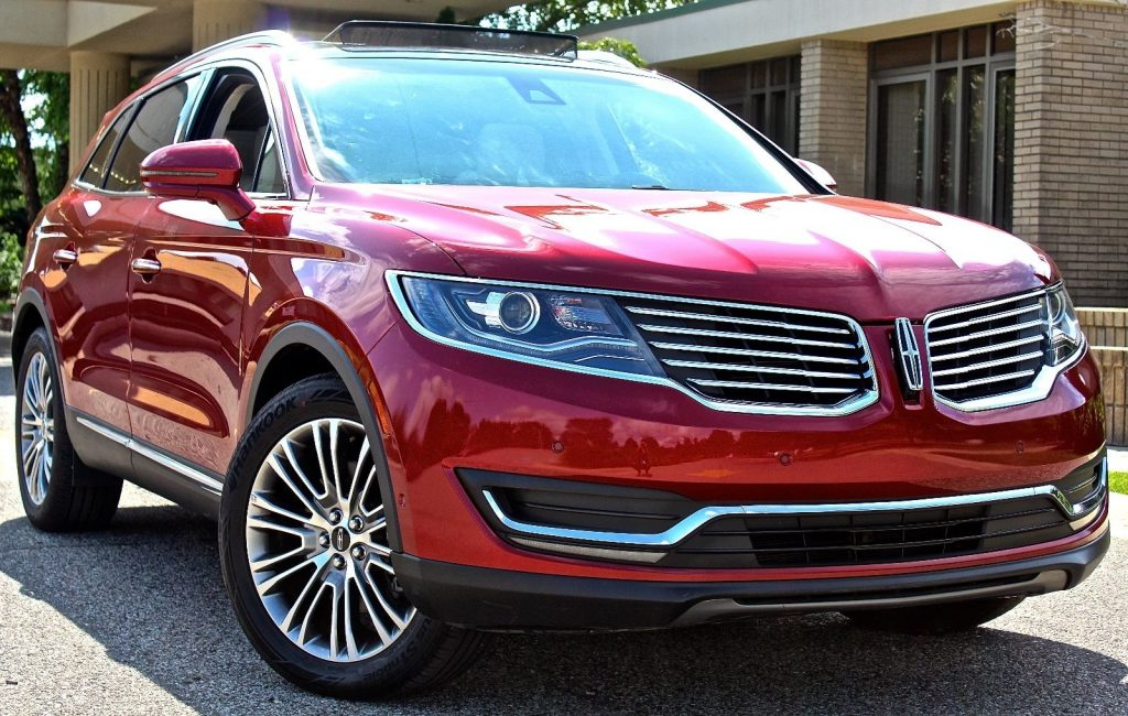 Lincoln Town Car 2016 >> 2016 Lincoln MKX for sale