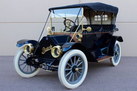 1912 Buick 35 Convertible Touring for sale
