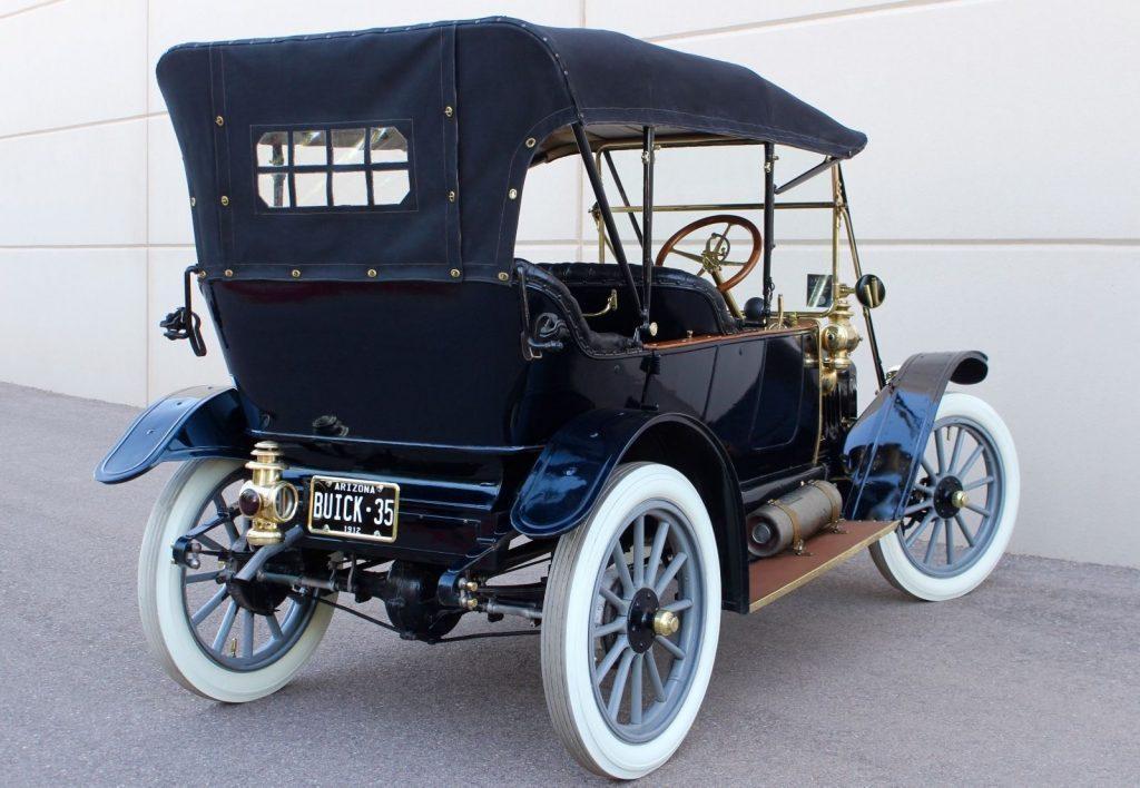 1912 Buick 35 Convertible Touring