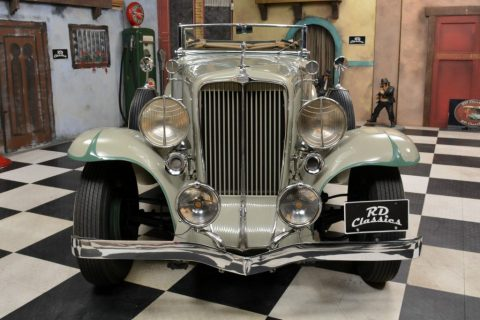1933 Auburn G80 Phaeton Sedan for sale