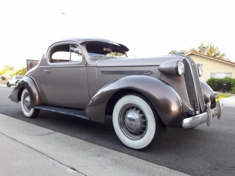 1936 Pontiac 3 Widnow Coupe for sale