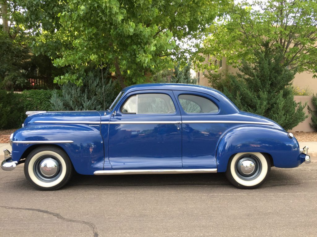 1948 Plymouth Special Deluxe For Sale