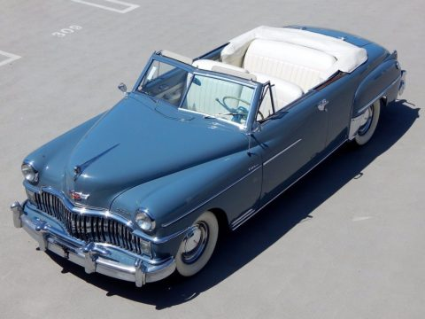 1949 DeSoto Custom Convertible for sale