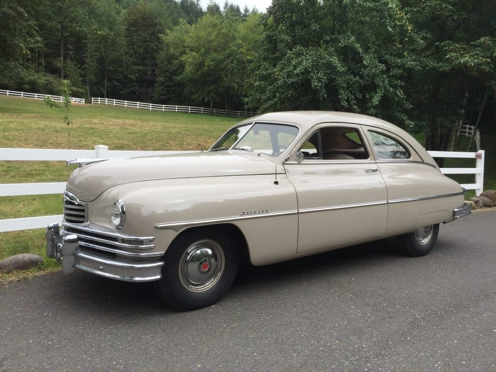 1949 Packard Club Coupe
