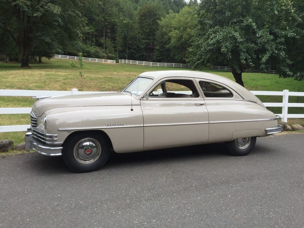 1949 Packard Club Coupe For Sale