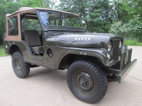 1955 Jeep M38A1 for sale
