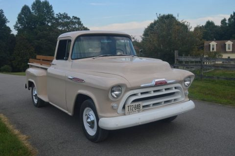 1957 Chevrolet 3200 Pickup for sale