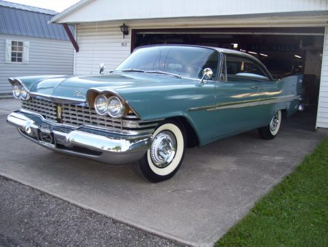 1959 Plymouth Belvedere for sale