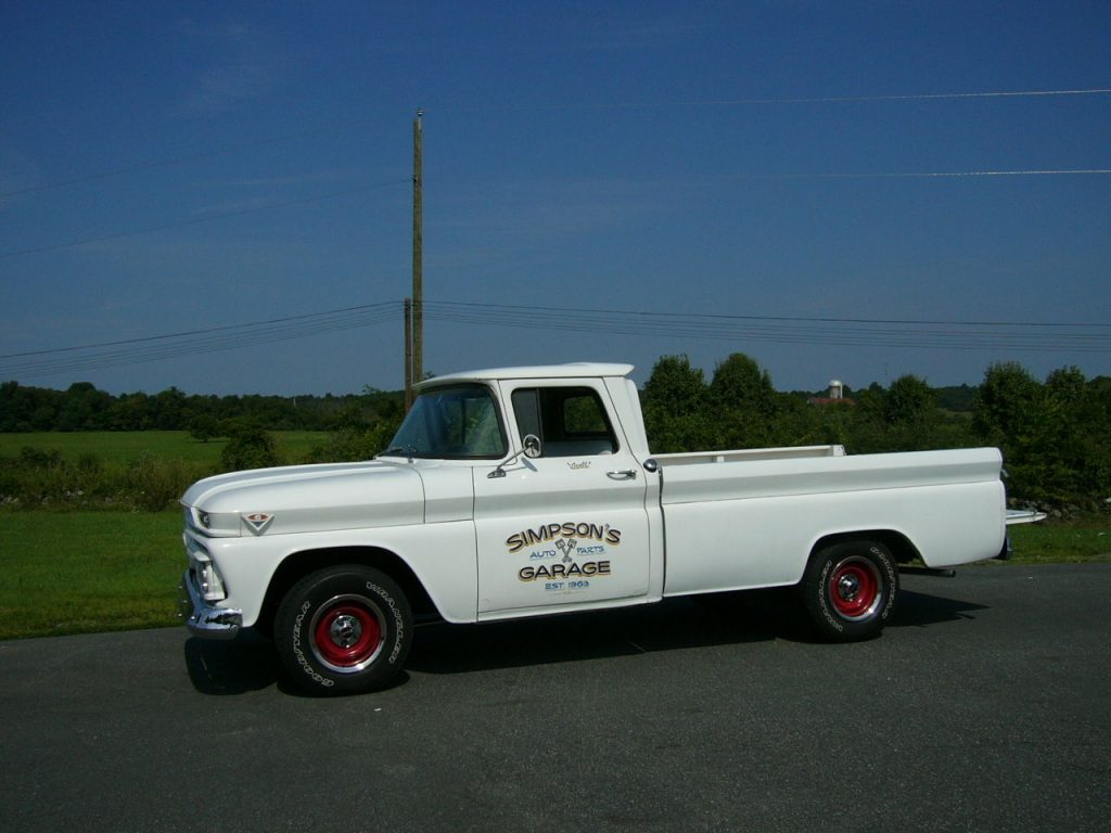 1962 Gmc Pickup For Sale