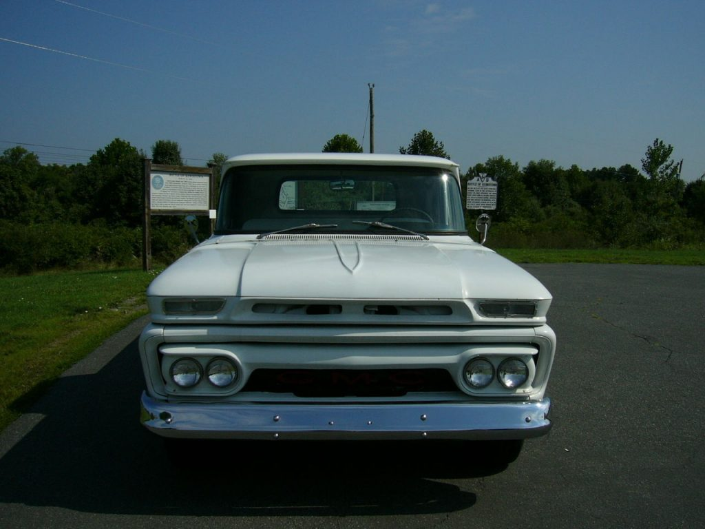 American Auto Sales: 1962 GMC Pickup For Sale