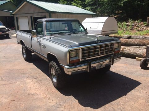 1985 Dodge W250 for sale