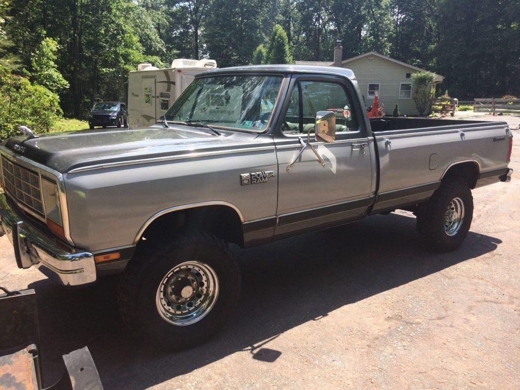 1985 Dodge W250