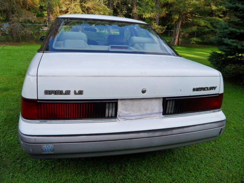 1989 mercury sable for sale