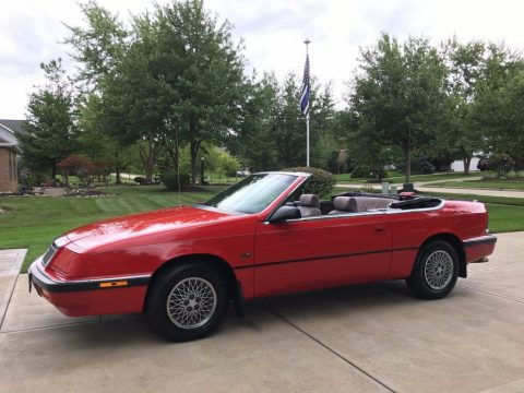 1992 Chrysler LeBaron Convertible for sale