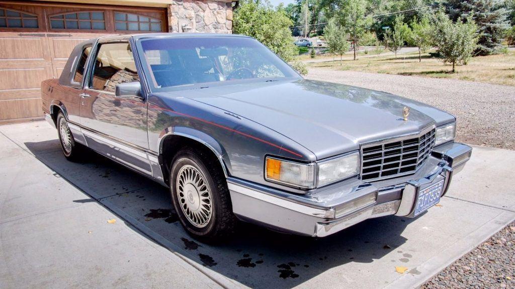 1993 Cadillac Coupe DeVille