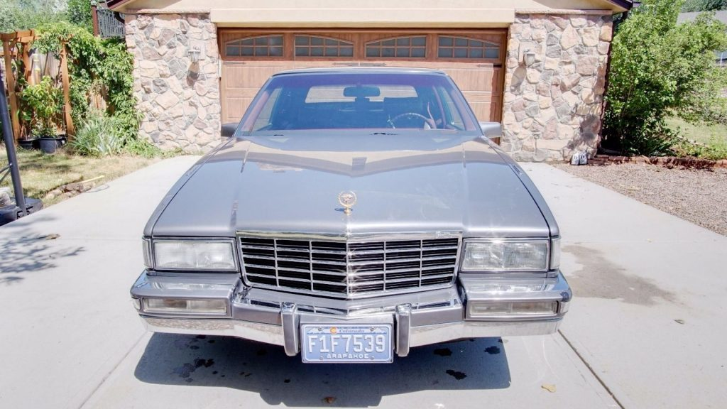 1993 Cadillac Coupe DeVille