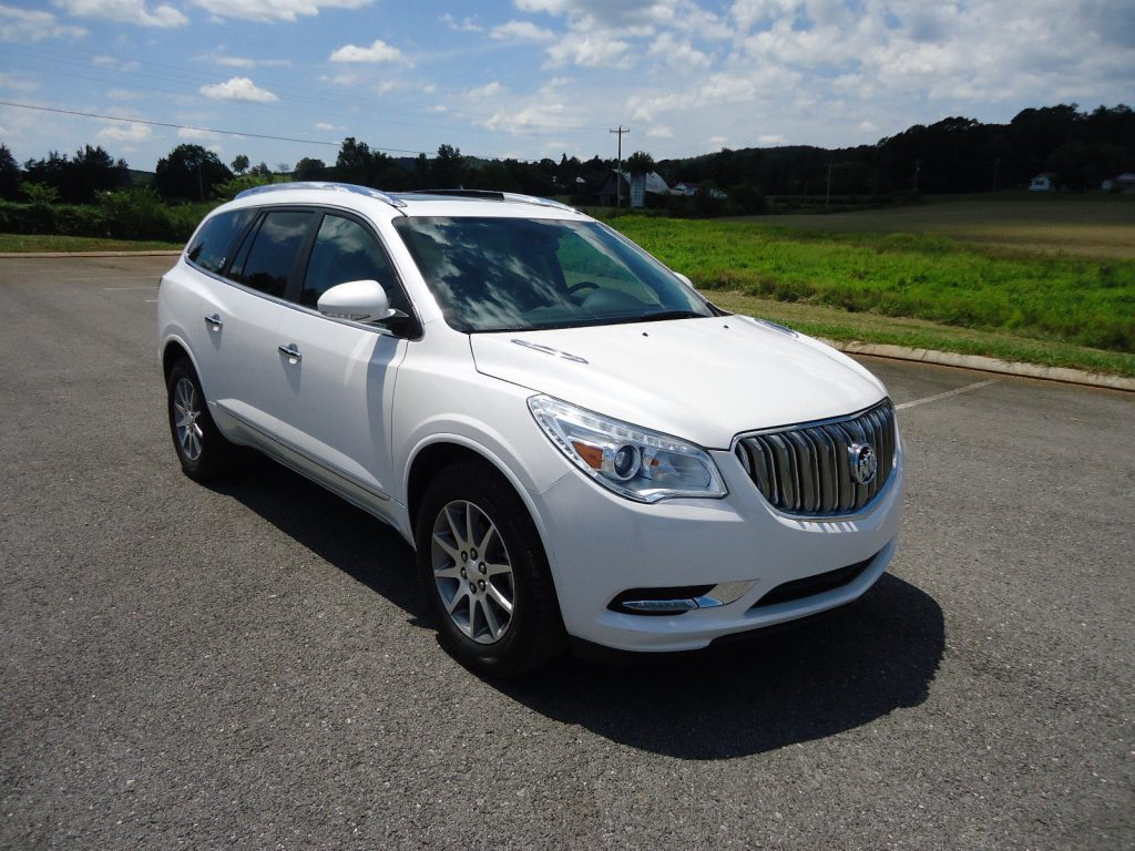 2016 buick enclave for sale. Black Bedroom Furniture Sets. Home Design Ideas