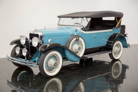 1929 LaSalle Series 328 Phaeton for sale