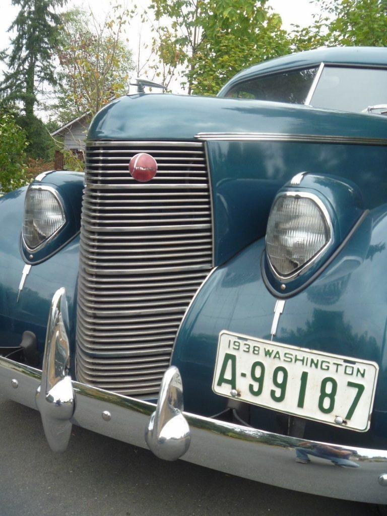 1938 Studebaker Commander