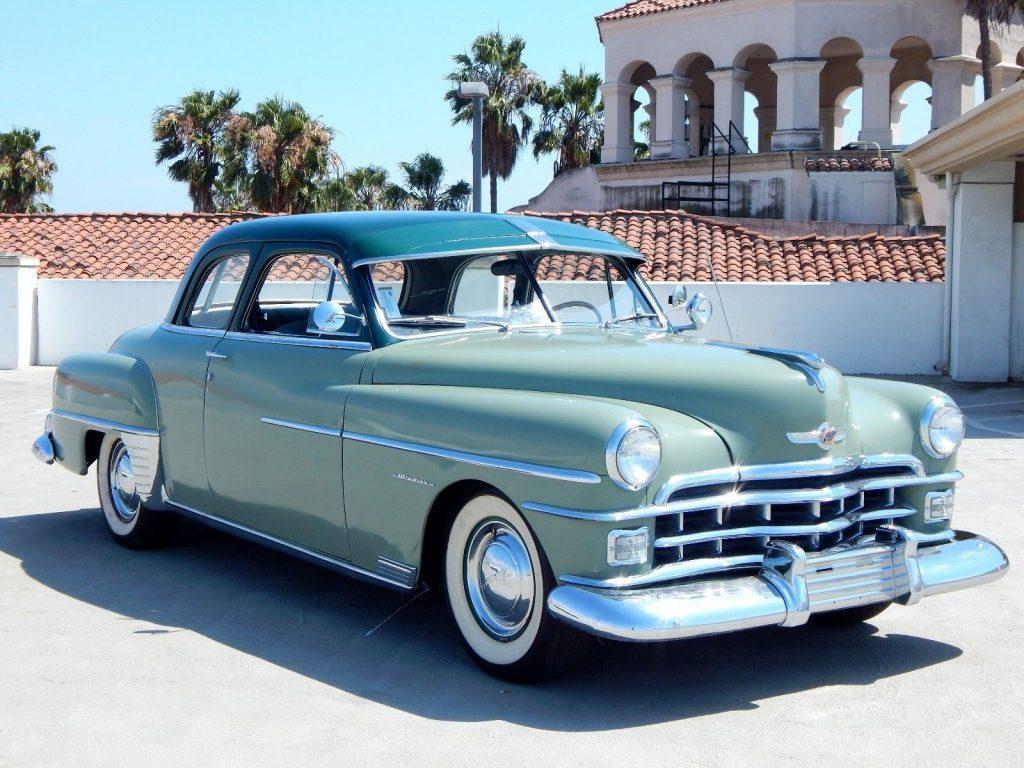 1950 Chrysler Windsor for sale1950s Cars For Sale Cheap