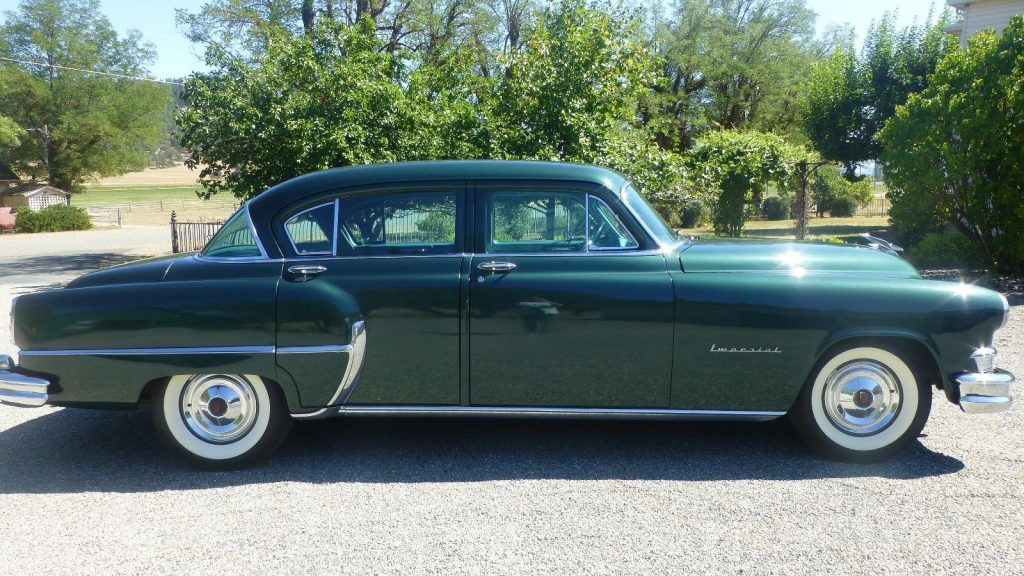 1953 Chrysler Imperial Crown