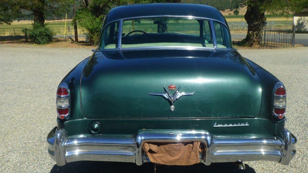 1953 Chrysler Imperial Crown