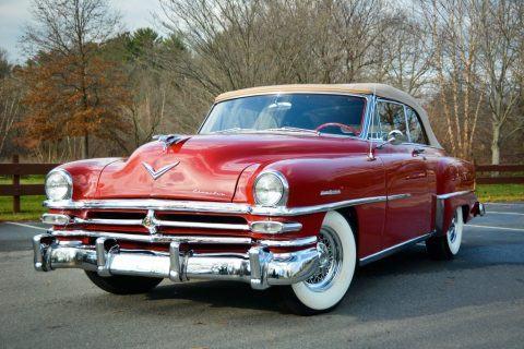 1953 Chrysler New Yorker Deluxe for sale
