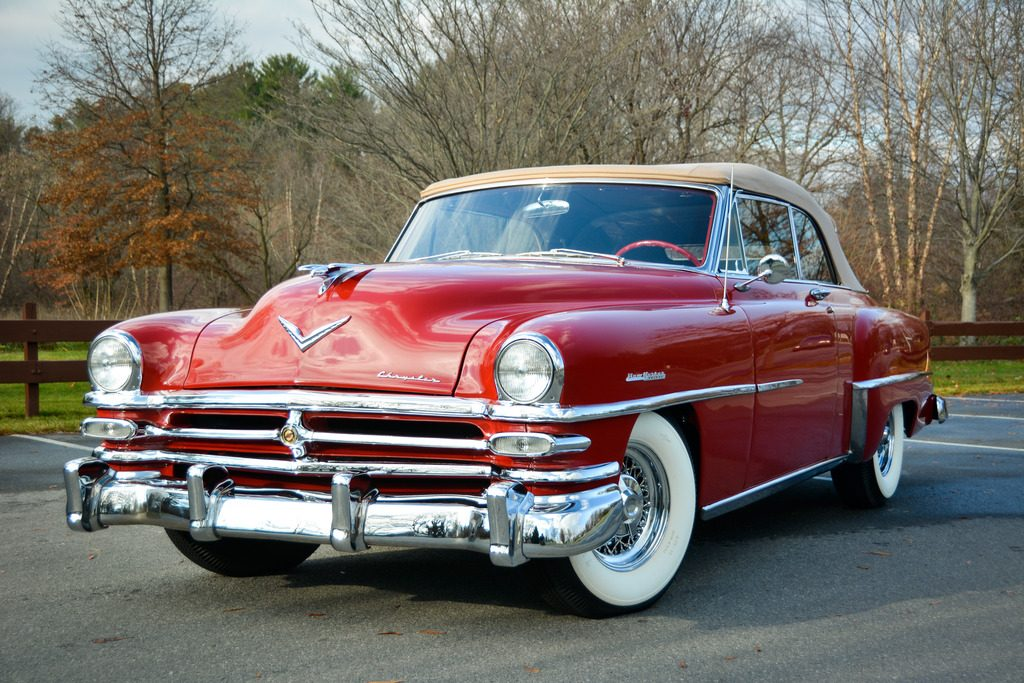 1953 Chrysler New Yorker Deluxe For Sale