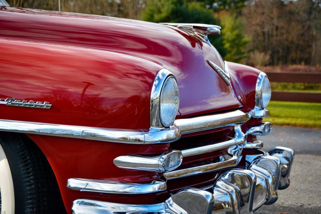 1953 Chrysler New Yorker Deluxe