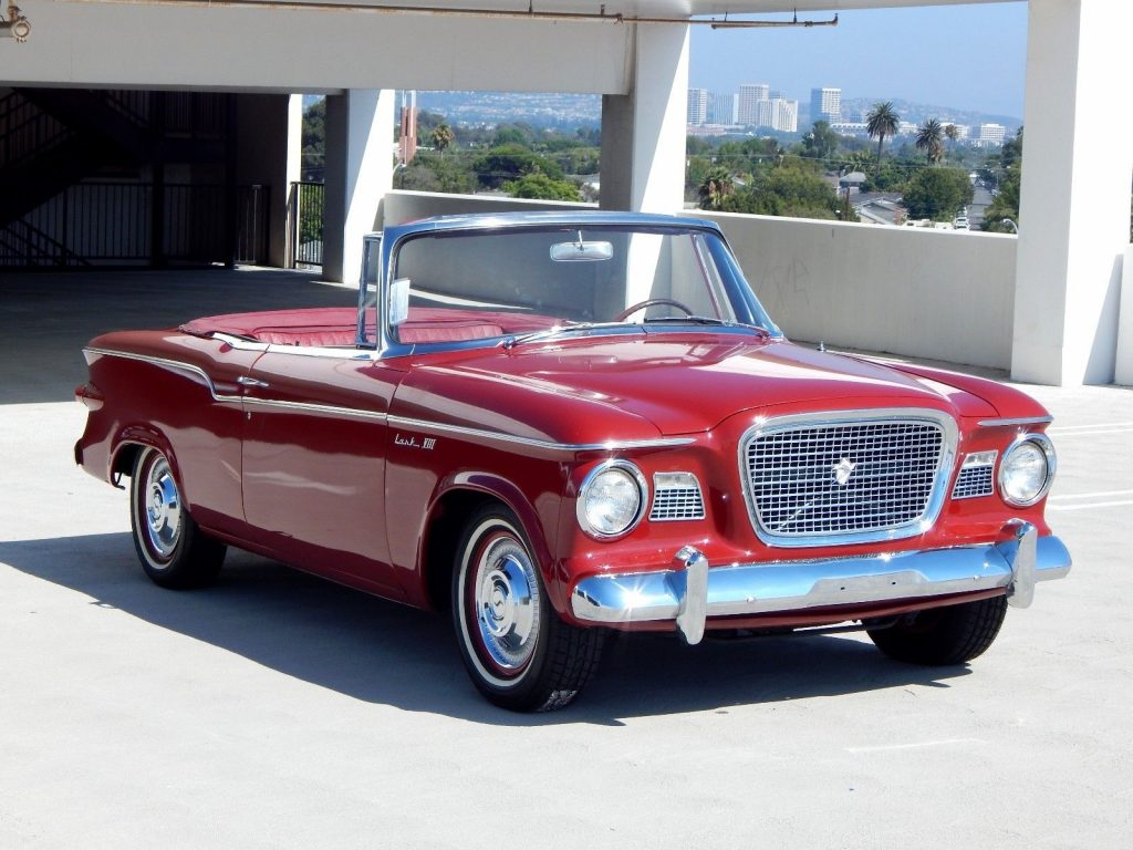 1960 Studebaker Lark Regal Convertible For Sale