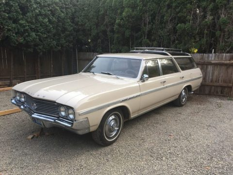 1964 Buick Skylark Sport Wagon for sale