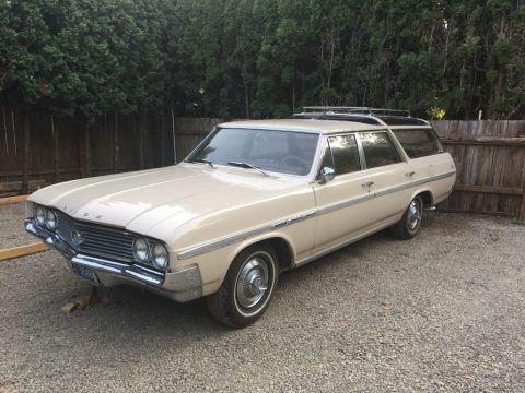 1964 Buick Skylark Sport Wagon for sale