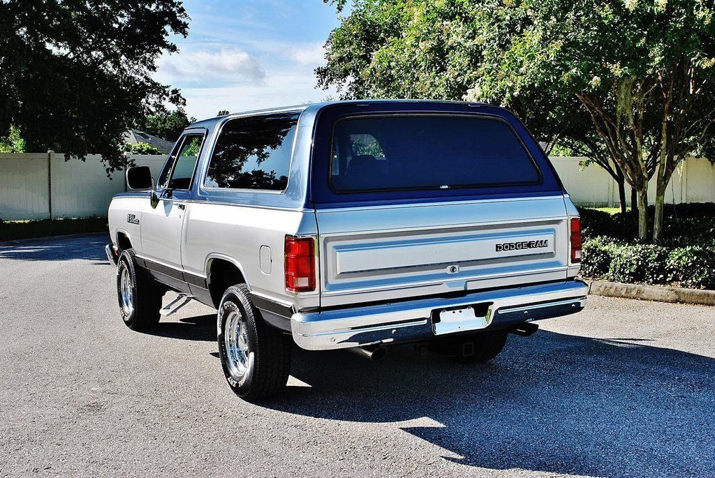 Dodge Ramcharger American Cars For Sale X X
