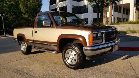 1988 GMC Sierra 1500 for sale