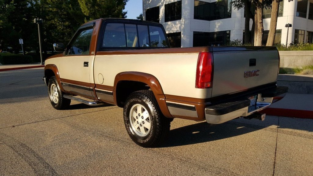 C4500 For Sale >> 1988 GMC Sierra 1500 for sale