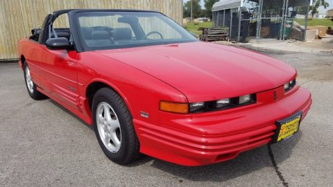 1993 Oldsmobile Cutlass Supreme for sale