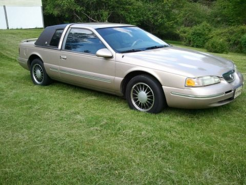 1997 Mercury Cougar for sale