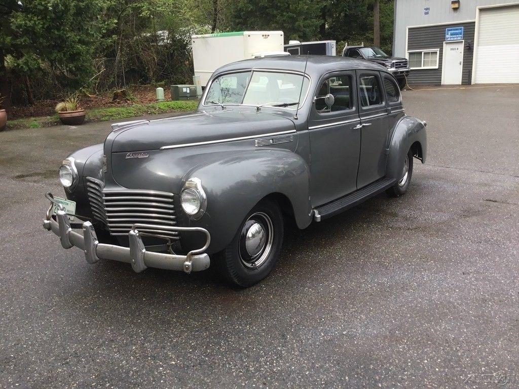 1940 Chrysler Windsor