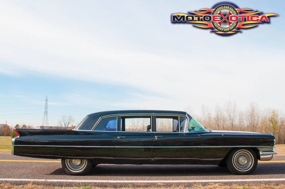 1963 Cadillac Fleetwood 75 Limousine