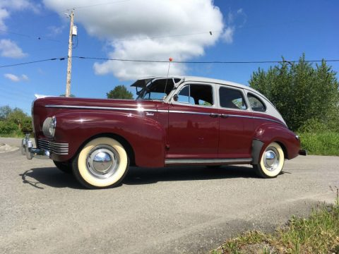1941 Nash Ambassador for sale