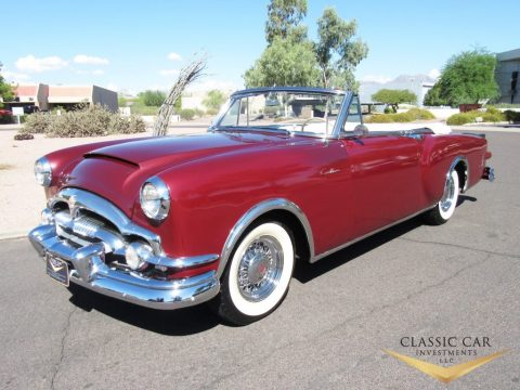 1953 Packard Caribbean Convertible for sale