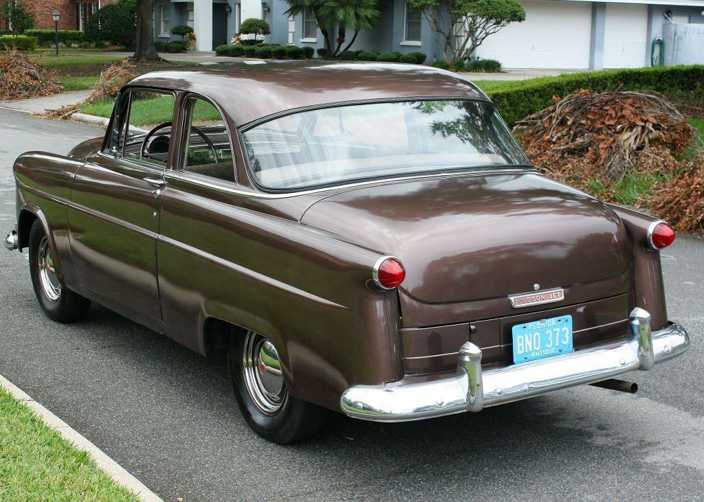 1954 Hudson Jet Club Sedan