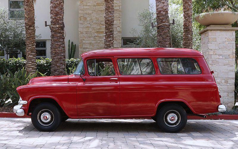 1956 GMC Suburban Deluxe