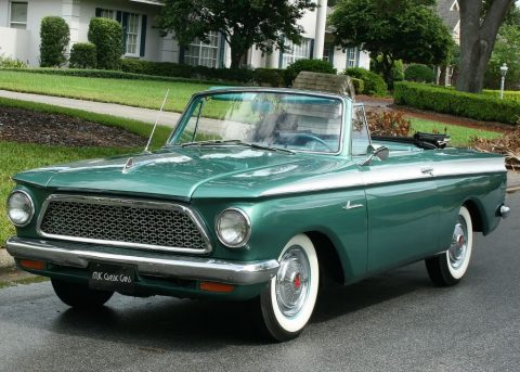 1962 Rambler American Convertible for sale