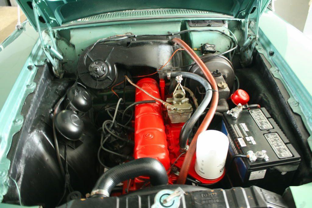 1962 Rambler American Convertible