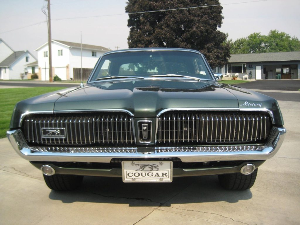 1968 Mercury Cougar