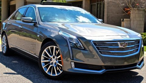 2017 Cadillac CT6 for sale