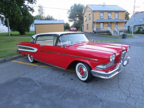 1958 Edsel Citation for sale