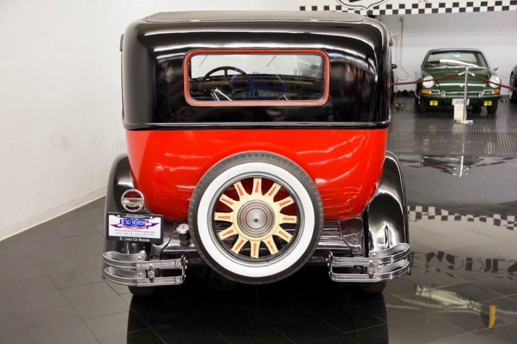 1930 Nash 480