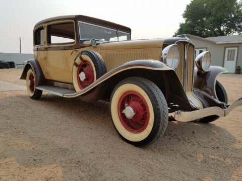 1931 Auburn Brougham G80 for sale